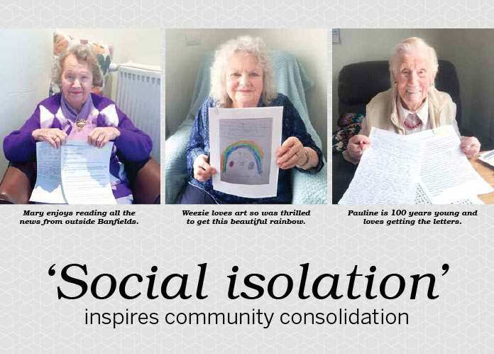 'Social isolation' inspires community consolidation