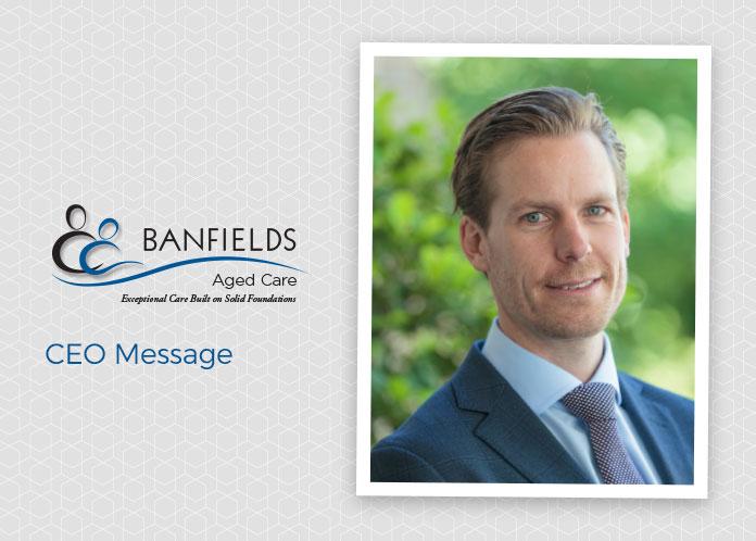 Banfields Bulletin – CEO Message